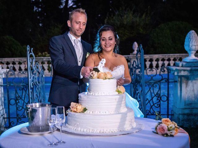Il matrimonio di Stefano e Claudia a Besozzo, Varese 94