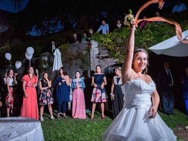 Il matrimonio di Stefano e Claudia a Besozzo, Varese 99