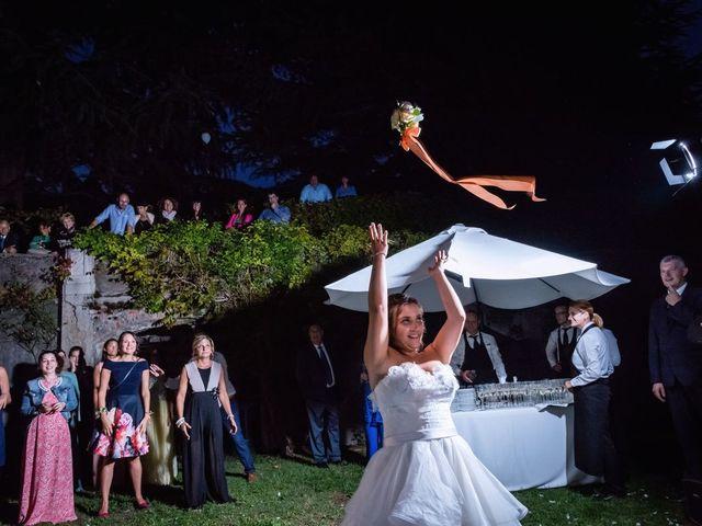 Il matrimonio di Stefano e Claudia a Besozzo, Varese 100