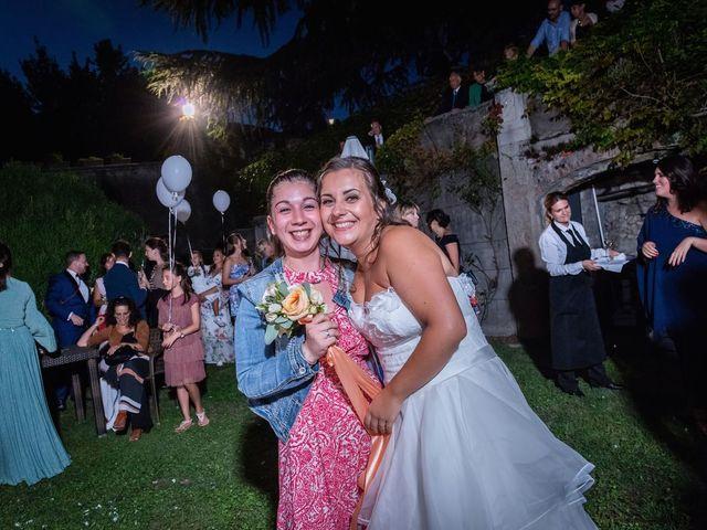 Il matrimonio di Stefano e Claudia a Besozzo, Varese 103