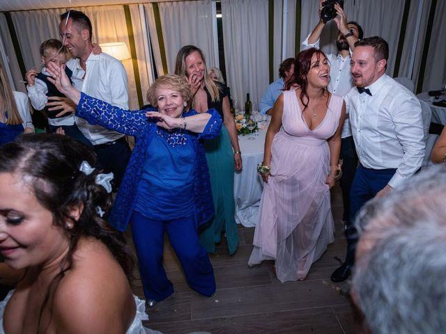 Il matrimonio di Stefano e Claudia a Besozzo, Varese 112