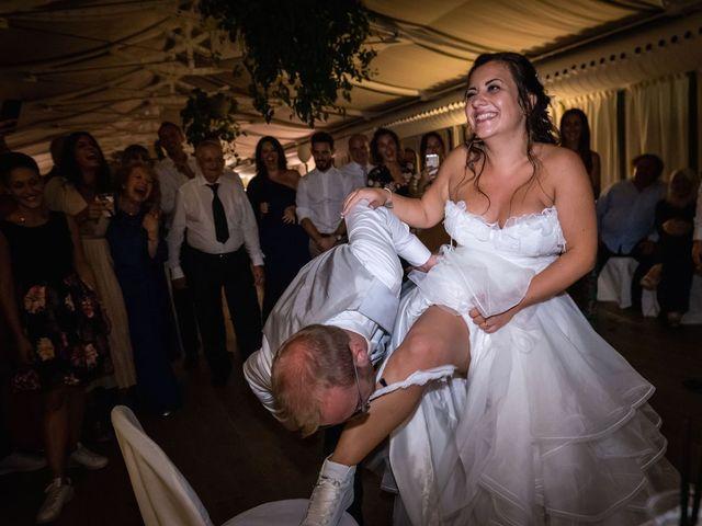 Il matrimonio di Stefano e Claudia a Besozzo, Varese 118