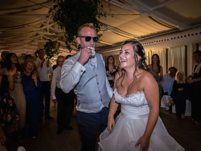 Il matrimonio di Stefano e Claudia a Besozzo, Varese 119