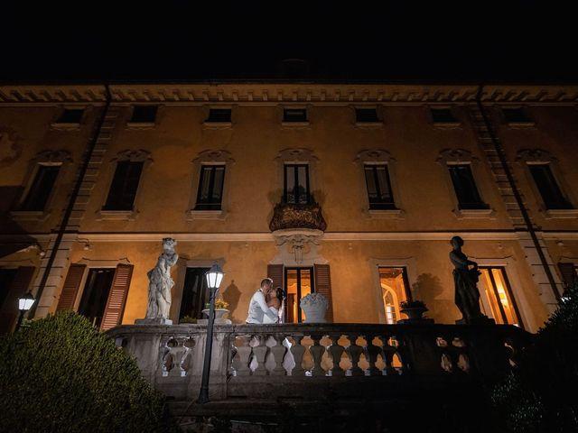 Il matrimonio di Stefano e Claudia a Besozzo, Varese 125