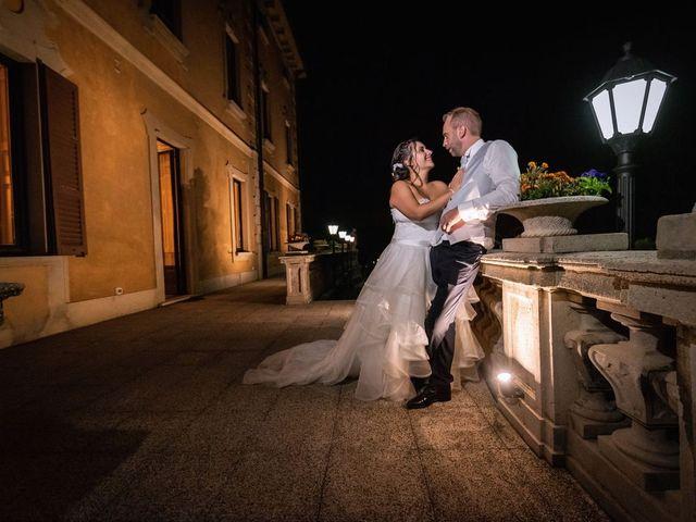 Il matrimonio di Stefano e Claudia a Besozzo, Varese 126