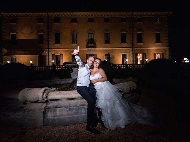 Il matrimonio di Stefano e Claudia a Besozzo, Varese 127