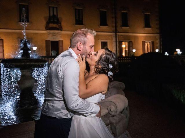 Il matrimonio di Stefano e Claudia a Besozzo, Varese 130