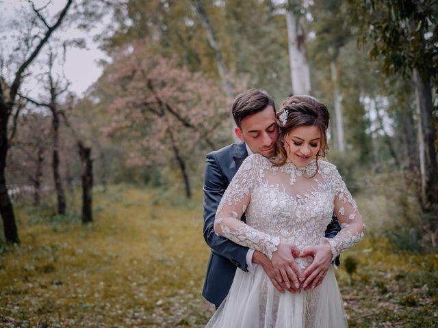 Le nozze di Mariaelisa e Rocco