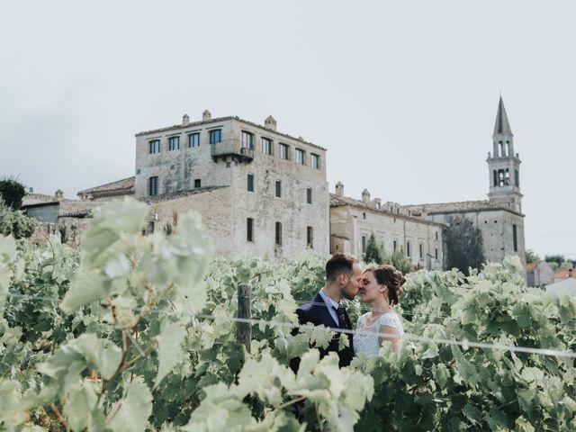 Il matrimonio di Michele e Veronica a Casacanditella, Chieti 1