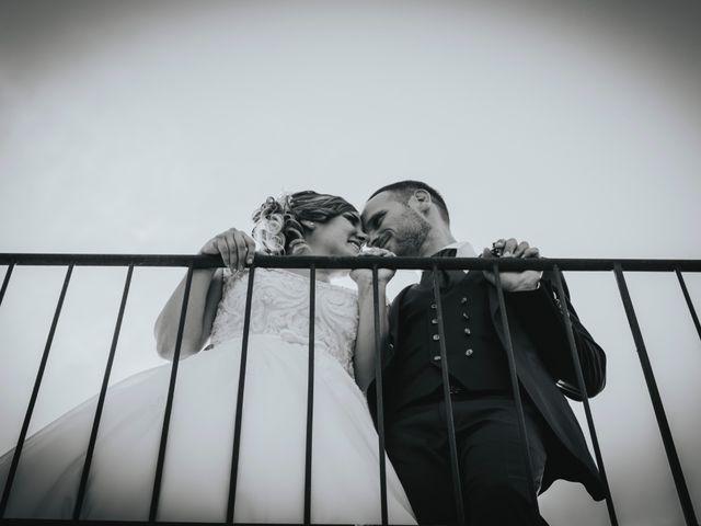 Il matrimonio di Michele e Veronica a Casacanditella, Chieti 3