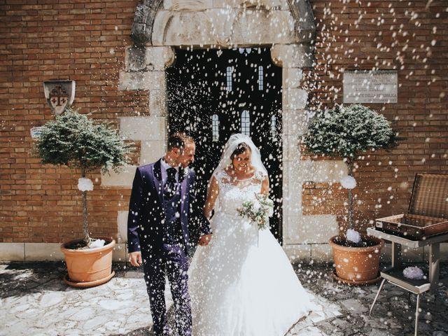 Il matrimonio di Michele e Veronica a Casacanditella, Chieti 23