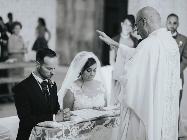 Il matrimonio di Michele e Veronica a Casacanditella, Chieti 32