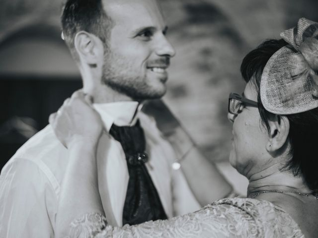 Il matrimonio di Michele e Veronica a Casacanditella, Chieti 38