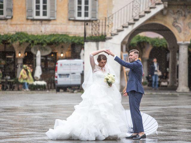 Le nozze di Martina e Alessio
