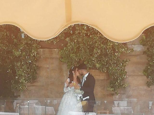 Il matrimonio di Salvatore e Ida a Lettere, Napoli 1