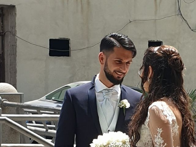 Il matrimonio di Salvatore e Ida a Lettere, Napoli 5