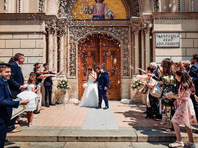 Il matrimonio di Roberto e Mariangela a Torino, Torino 24