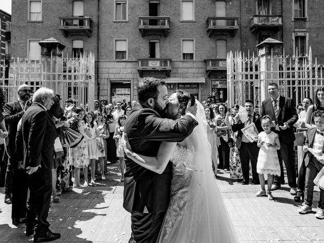 Il matrimonio di Roberto e Mariangela a Torino, Torino 25