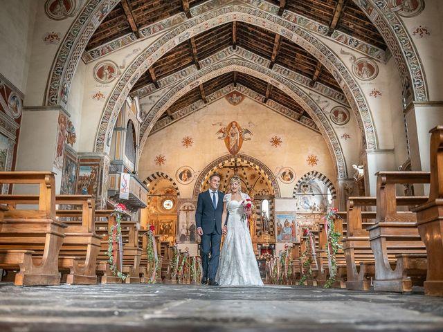 Le nozze di Isabella e Alex