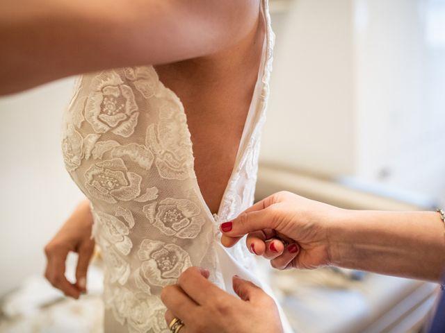 Il matrimonio di Emanuele e Erica a Leno, Brescia 16