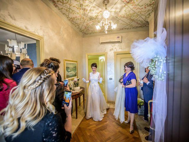 Il matrimonio di Emanuele e Erica a Leno, Brescia 19