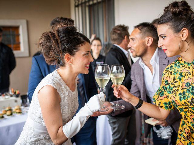 Il matrimonio di Emanuele e Erica a Leno, Brescia 20