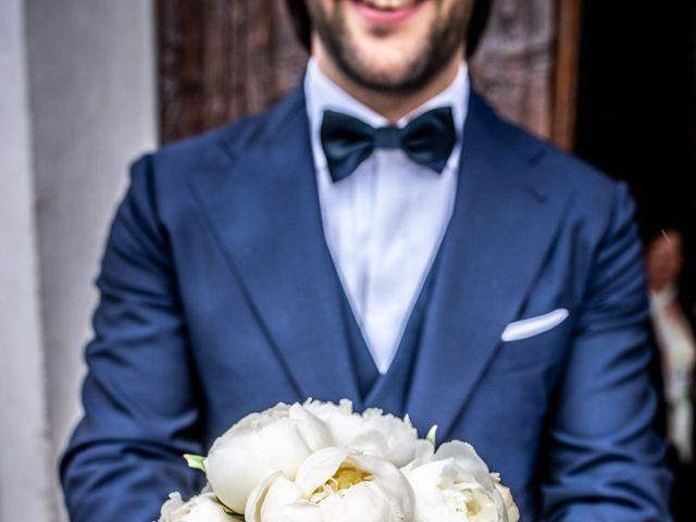 Il matrimonio di Emanuele e Erica a Leno, Brescia 21
