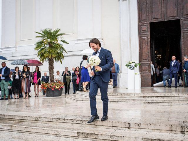 Il matrimonio di Emanuele e Erica a Leno, Brescia 24