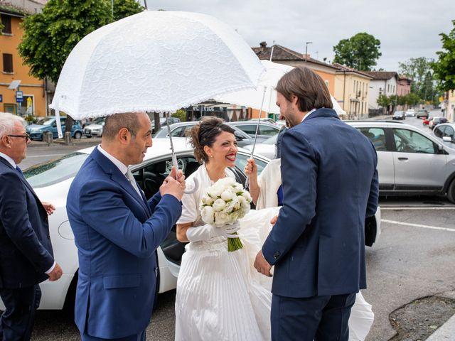 Il matrimonio di Emanuele e Erica a Leno, Brescia 25