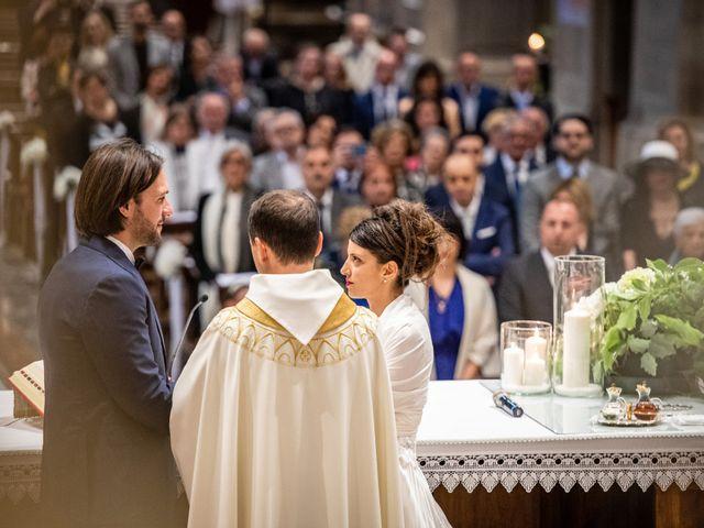 Il matrimonio di Emanuele e Erica a Leno, Brescia 31