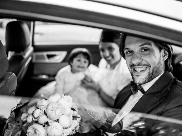 Il matrimonio di Emanuele e Erica a Leno, Brescia 39
