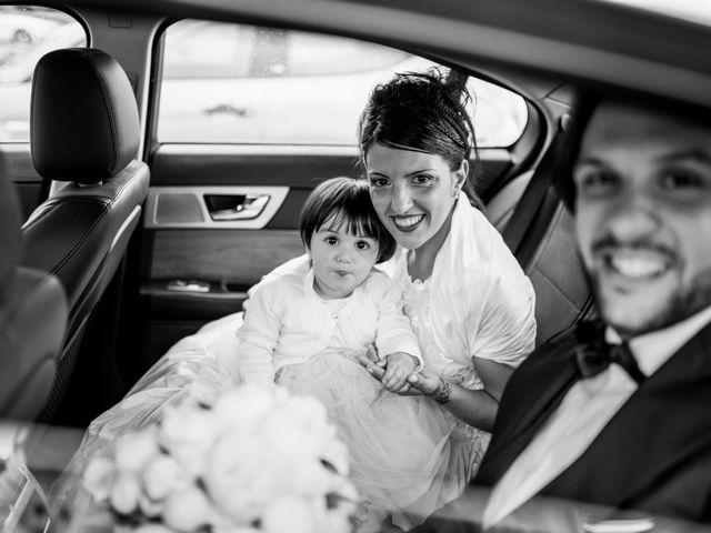 Il matrimonio di Emanuele e Erica a Leno, Brescia 40