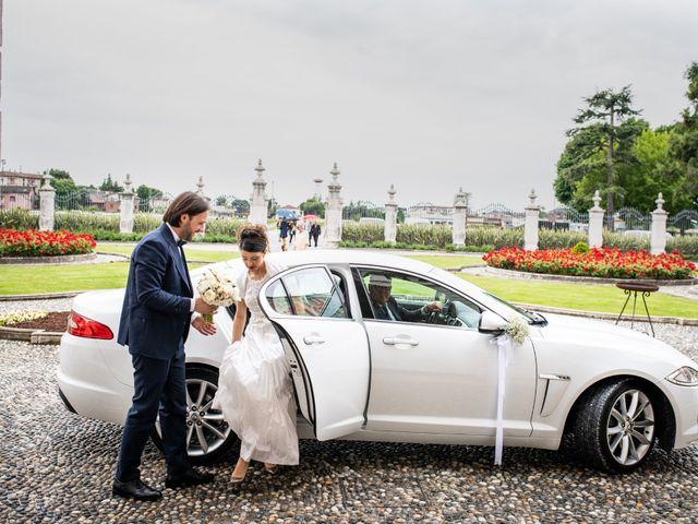Il matrimonio di Emanuele e Erica a Leno, Brescia 43
