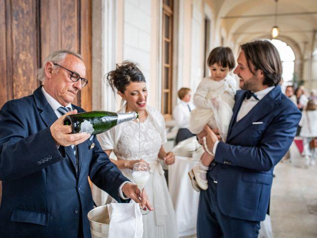 Il matrimonio di Emanuele e Erica a Leno, Brescia 47