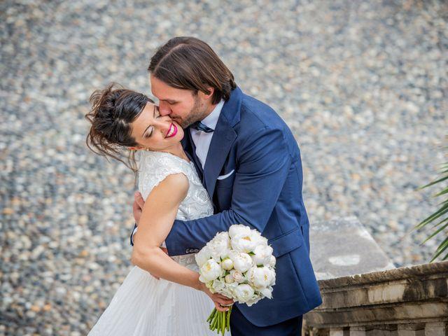 Il matrimonio di Emanuele e Erica a Leno, Brescia 56