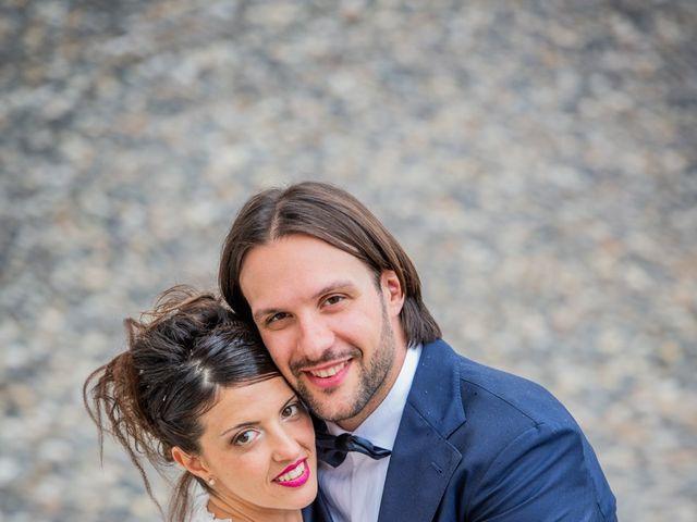 Il matrimonio di Emanuele e Erica a Leno, Brescia 57
