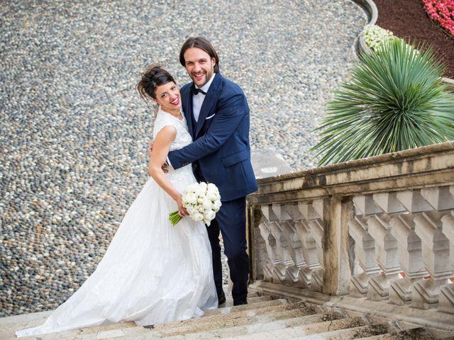 Il matrimonio di Emanuele e Erica a Leno, Brescia 58