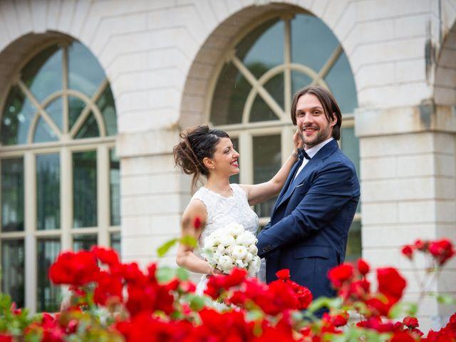 Il matrimonio di Emanuele e Erica a Leno, Brescia 60