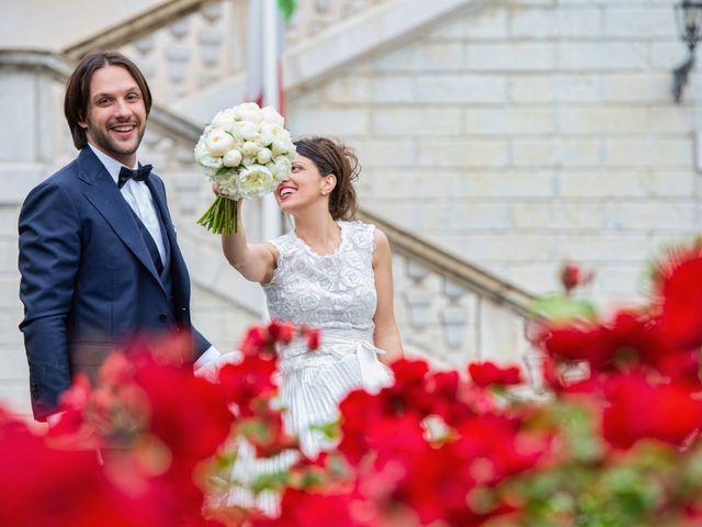 Il matrimonio di Emanuele e Erica a Leno, Brescia 62