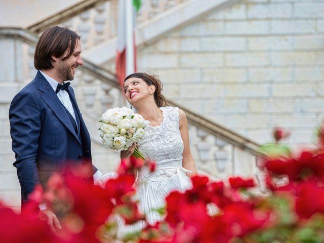 Il matrimonio di Emanuele e Erica a Leno, Brescia 63