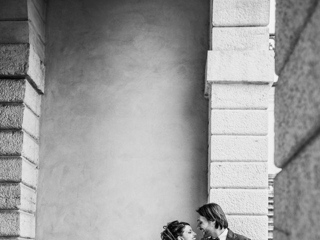 Il matrimonio di Emanuele e Erica a Leno, Brescia 64