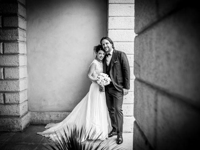 Il matrimonio di Emanuele e Erica a Leno, Brescia 66