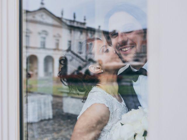 Il matrimonio di Emanuele e Erica a Leno, Brescia 67