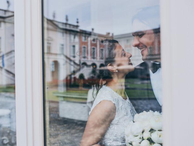 Il matrimonio di Emanuele e Erica a Leno, Brescia 68
