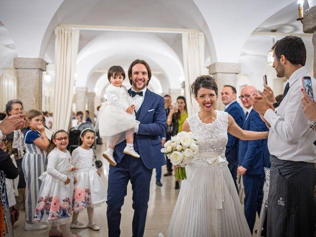 Il matrimonio di Emanuele e Erica a Leno, Brescia 69