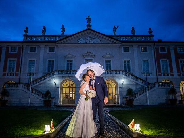 Il matrimonio di Emanuele e Erica a Leno, Brescia 71
