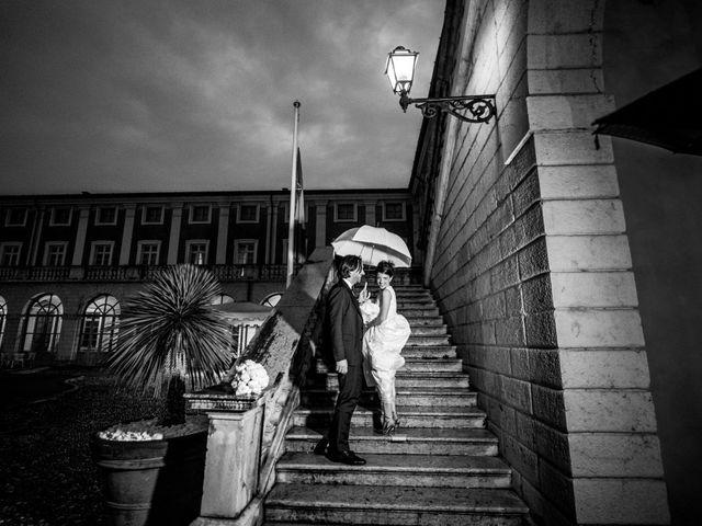 Il matrimonio di Emanuele e Erica a Leno, Brescia 73