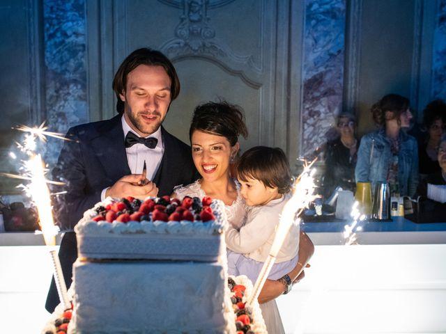 Il matrimonio di Emanuele e Erica a Leno, Brescia 75