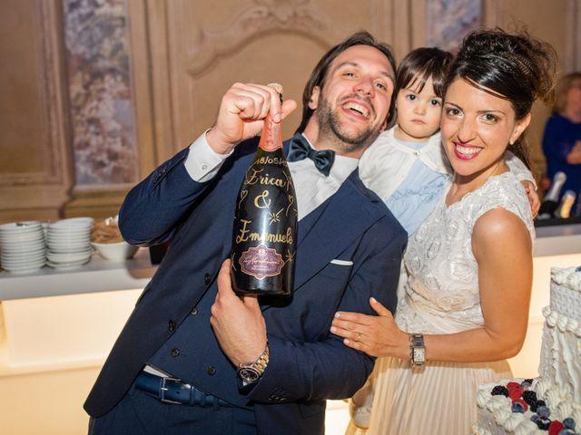 Il matrimonio di Emanuele e Erica a Leno, Brescia 77