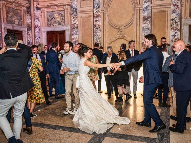 Il matrimonio di Emanuele e Erica a Leno, Brescia 82